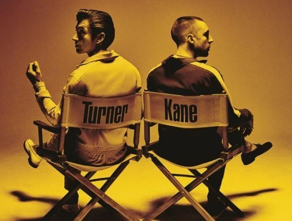 The Last Shadow Puppets (Alex Turner & Miles Kane)