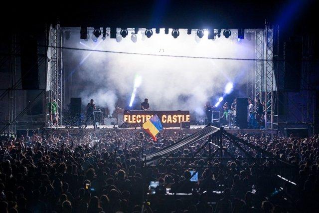 Electric Castle, Bonțida