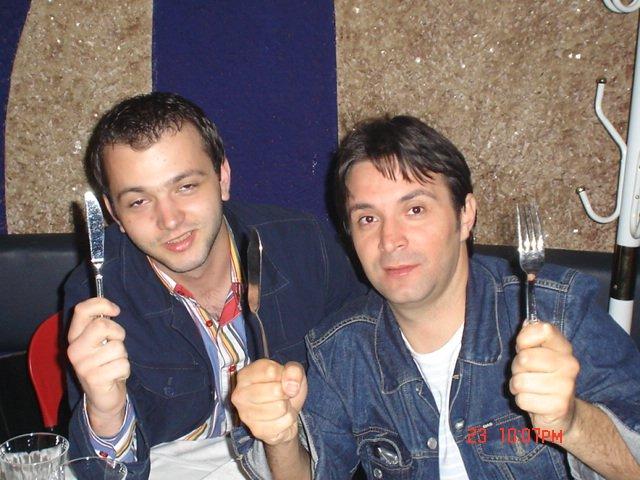 Mihai Morar și Daniel Buzdugan, niște rasiști