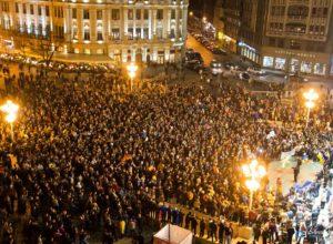 Proteste Timișoara 2014