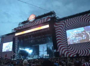 Sziget Main Stage